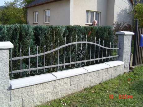 Kovářské ploty